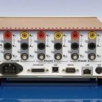 PPA1530 Power Analyzer Back Panel