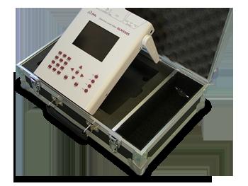 SLM3505 Selective Level Meter Flight Case