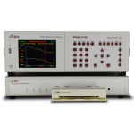 The PSM3750+IAI2 option provides a high accuracy impedance analysis solution.