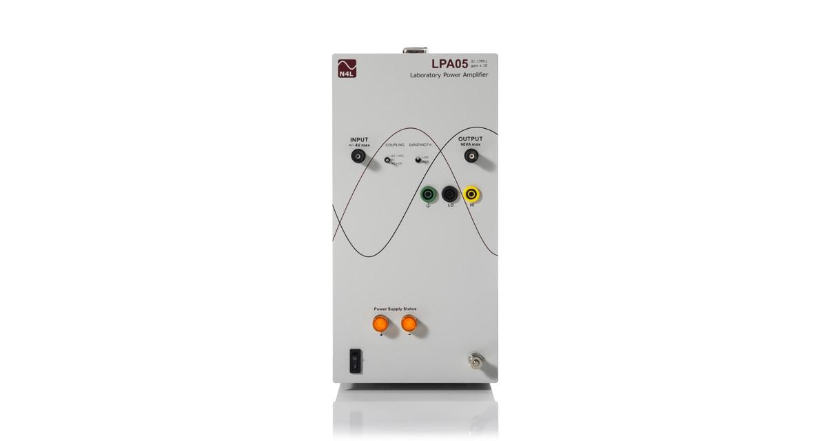 N4L LPA05 Laboratory Power Amplifier – Newtons 4th