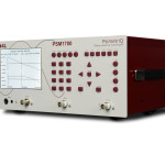 The PSM1700 Frequency Response Analyzer features 100Vpk isolated inputs