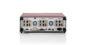 PPA4500 precision power analyzer rear view