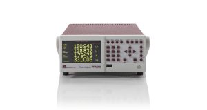 PPA500 compact power analyzer front view