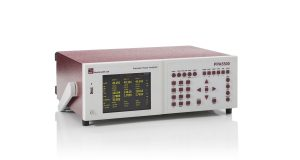 PPA5500 high precision power analyzer 3 phase mode