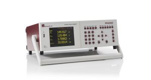 PPA5500 high precision power analyzer zoom view