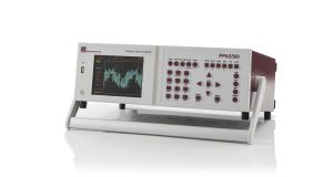PPA5500 high precision power analyzer scope mode