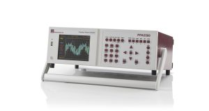 PPA5500-TE high precision power analyzer scope view