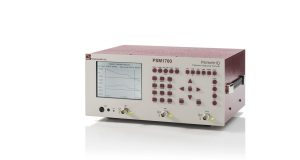 PSM1700 Frequency response analyzer right view