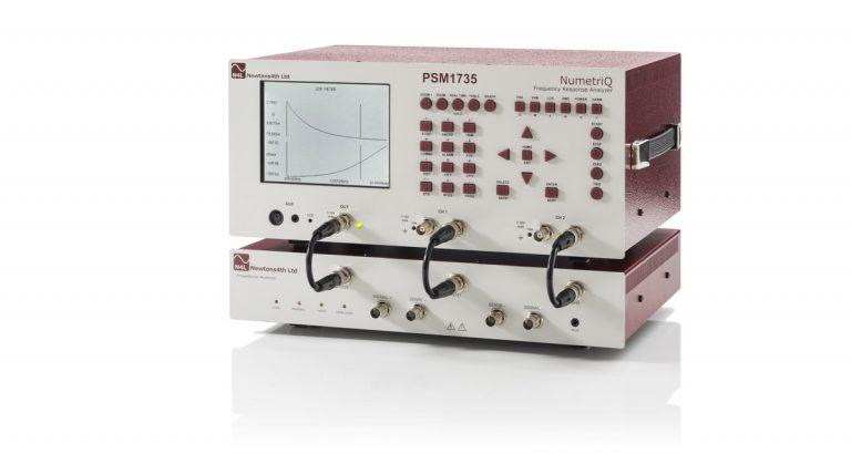 PSM1735 Frequency Response Analyzer plus IAI Impedance Interface