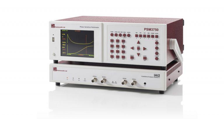 PSM3750 Frequency Response Analyzer plus IAI2 impedance analyzer
