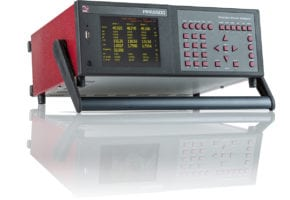 ppa5500 high precision power analyzer 3 phase data view