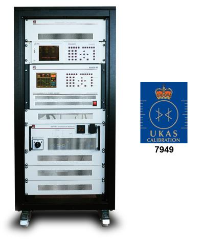 N4L IEC61000 EMC test system