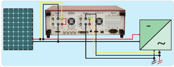 n4l iec60076-1 power analyzer width=