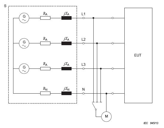Zref - IEC61000-3-3-2013 Flicker Impedance