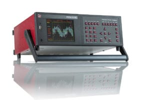 ppa4500 power analyzer oscilloscope view