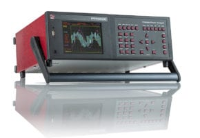 ppa5500 precision power analyzer oscilloscopeview
