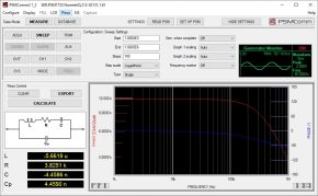 PSMComm2 Frequency Response Analysis Software